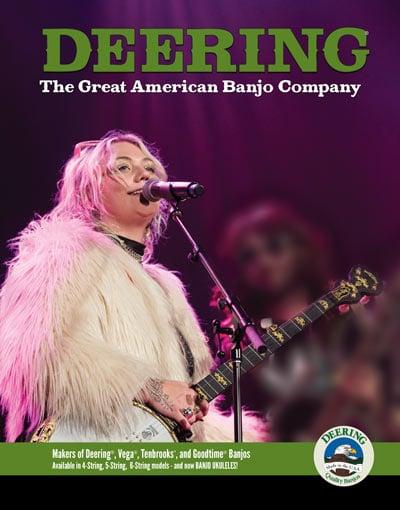 Deering Banjo 2019 Catalog - Elle King cover