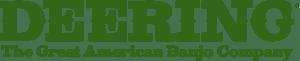 Deering Banjo Logo
